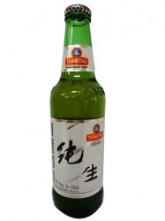 BIERE DRAFT TSINGTAO 330ML