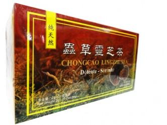 THE AUX PLANTES CHONGCAO LINGZHI