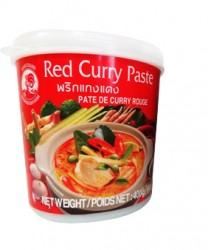 PATE DE CURRY ROUGE