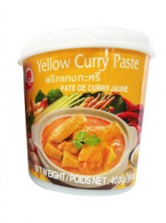 PATE DE CURRY JAUNE