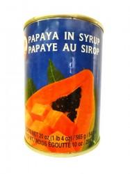 PAPAYE AU SIROP