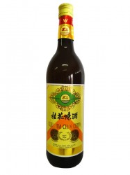 ALCOOL AROMATISE A L'OSMANTHE 12° 750ML