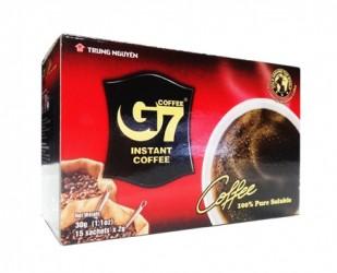 INSTAND COFFEE G7 BLACK 15×2G